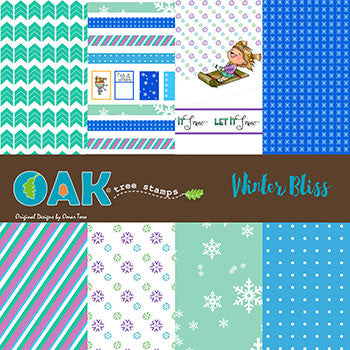Winter Bliss Paper Pack
