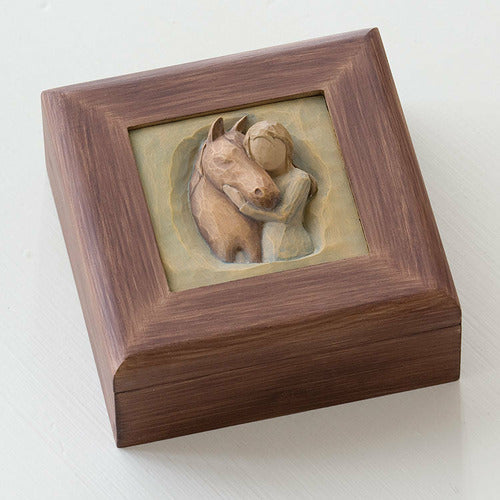Willow Tree Quiet Strength Memory Box