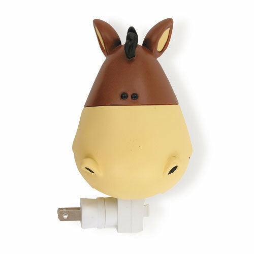 Whimsey Horse Nightlight - CarouselHorseTack.com