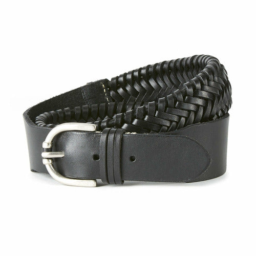 Ariat Two Point Belt - Black - CarouselHorseTack.com