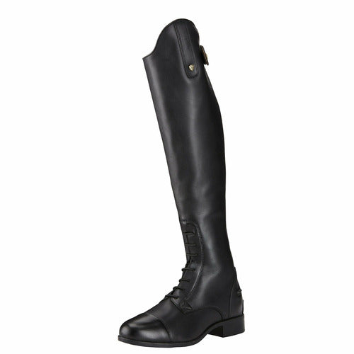 Ariat Ladies Heritage II Contour Tall Field Boot- MEDIUM HEIGHT with FREE GIFT - CarouselHorseTack.com