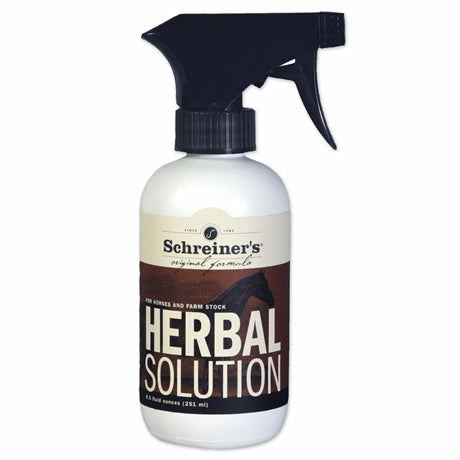 Schreiner's Herbal Solution 8.5oz Spray
