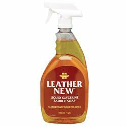 Leather New Liquid Saddle Soap 1 Qt - CarouselHorseTack.com