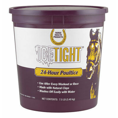 Icetight Poultice 7.5 lb Container - CarouselHorseTack.com