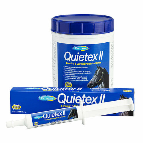 Quietex II Paste 32.5 ml - CarouselHorseTack.com
