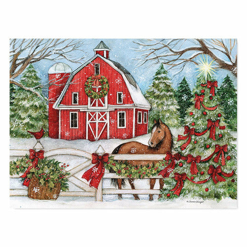 Heartland Holiday Boxed Christmas Card Set