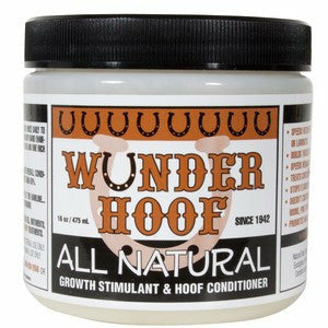 Wunder Hoof Growth Stimulant and Conditioner 16oz - CarouselHorseTack.com