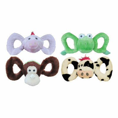 Jolly Pets Tug-A-Mals Dog Toys Assorted Sizes - CarouselHorseTack.com