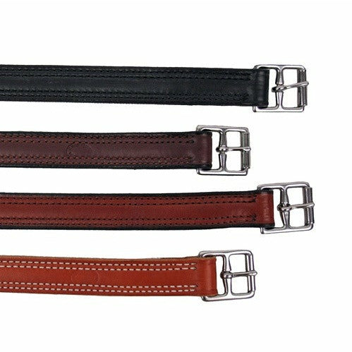 Nunn Finer Nylon Center Stirrup Leathers - CarouselHorseTack.com