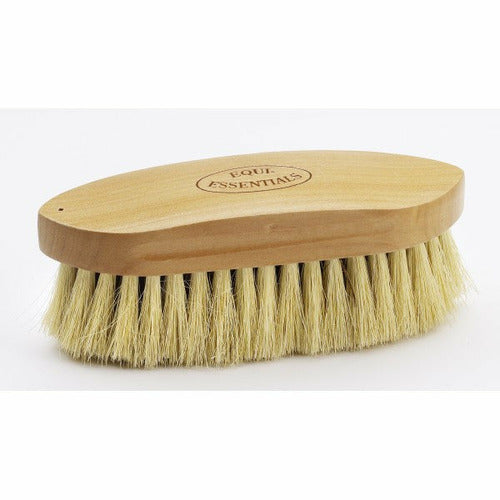 Equi-Essentials Wood Back Dandy Brush with Tampico Bristles - CarouselHorseTack.com