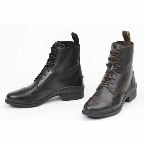 Ovation Ladies Aeros Laced Paddock Boot - CarouselHorseTack.com