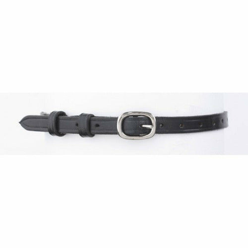 Ovation Premium Spur Straps with Round Buckles - CarouselHorseTack.com