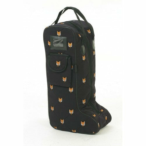 Centaur Fox Boot Bag - CarouselHorseTack.com