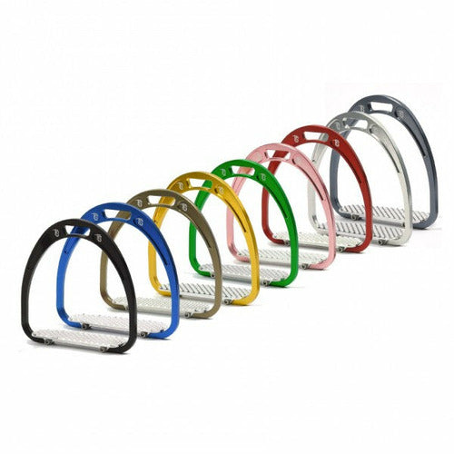 Tech Rome Racing Stirrup - CarouselHorseTack.com