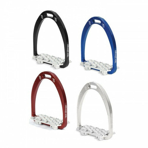 Tech Brixia Light Endurance Stirrup - CarouselHorseTack.com
