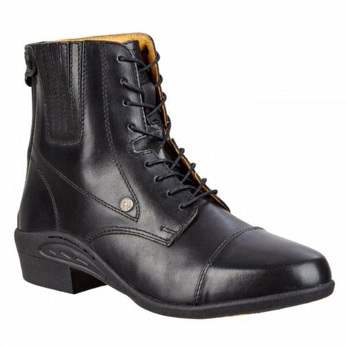Ultima RS Back Zip Lace Paddock Boot - CarouselHorseTack.com