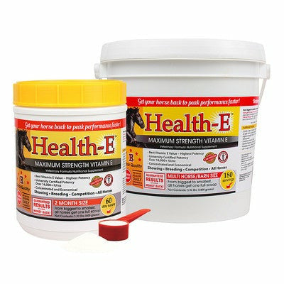 Health-E Vitamin E Supplement - CarouselHorseTack.com