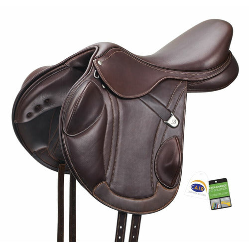 Bates Advanta Monoflap Luxe Eventing Saddle
