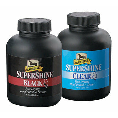 Absorbine SuperShine Polish  8 oz - CarouselHorseTack.com