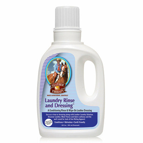 Absorbine Leather Therapy Laundry Rinse and Dressing - 20oz. - CarouselHorseTack.com