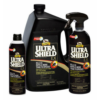 Absorbine Ultrashield EX Fly Spray - CarouselHorseTack.com