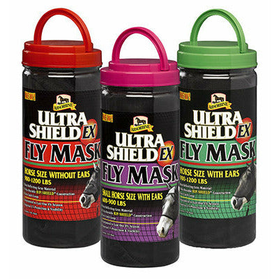 UltraShield EX Fly Mask SALE - CarouselHorseTack.com