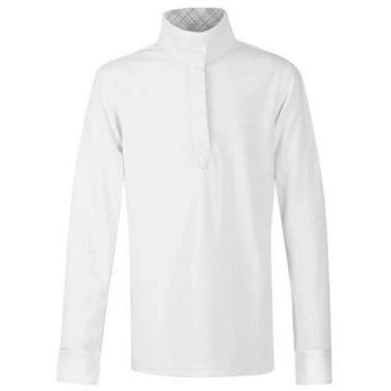 Kerrits Kids Encore Long Sleeve Show Shirt