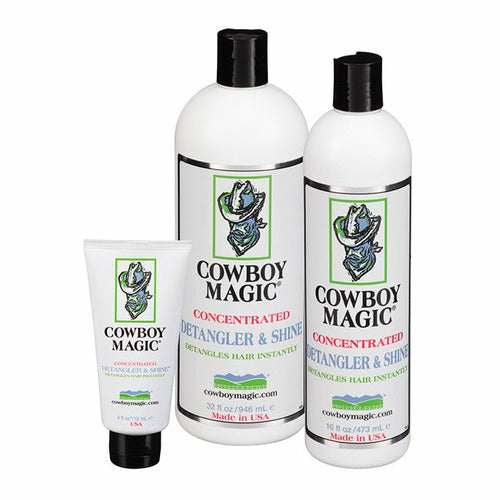 Cowboy Magic Detangler and Shine - CarouselHorseTack.com