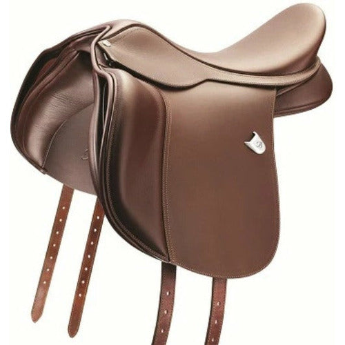 Bates Wide All Purpose Saddle - CarouselHorseTack.com