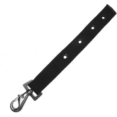 Weatherbeeta Replacement Quick Clip Chest Strap - Black