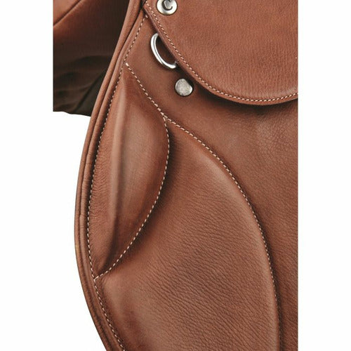 Collegiate Degree Mono Event Saddle