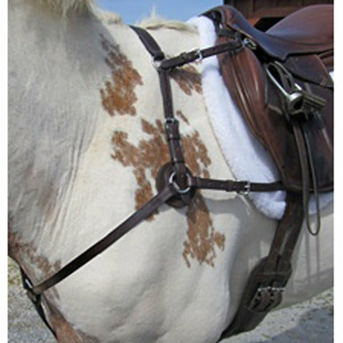 Nunn Finer Hunting Breastplate 5-Way with Elastic