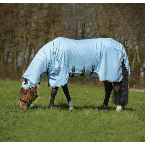 Horseware Rambo Hoody Vamoose Fly Sheet with No-Fly Zone