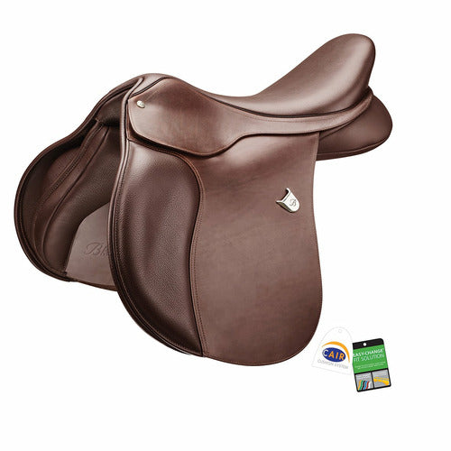 Bates All Purpose Square Cantle Saddle - CarouselHorseTack.com