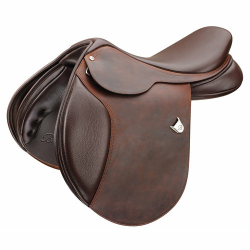 Bates Caprilli Close Contact Saddle - CarouselHorseTack.com