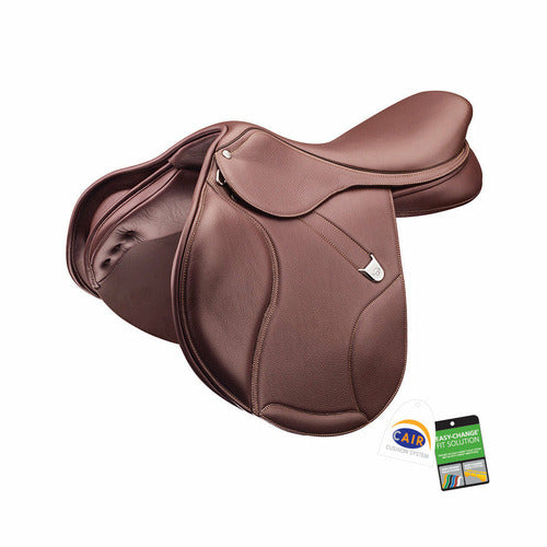 Bates Elevation Plus with Luxe Leather Saddle - CarouselHorseTack.com