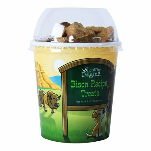 Healthy Dogma Barkers Dog Treats - CarouselHorseTack.com