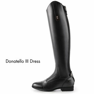 Tredstep Donatello III Tall Dress Boot- REGULAR Height