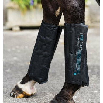 Horseware Ice Vibe Cold Pack- Beadversion- Black- Full