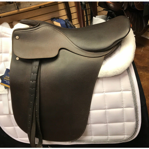 GENTLY USED-Eldonian Cutback/Saddleseat Saddle 20in seat Medium Tree