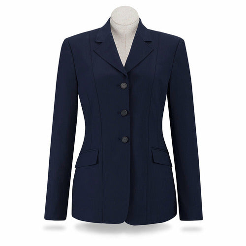 RJ Classics Girls Ellie Show Coat - Navy