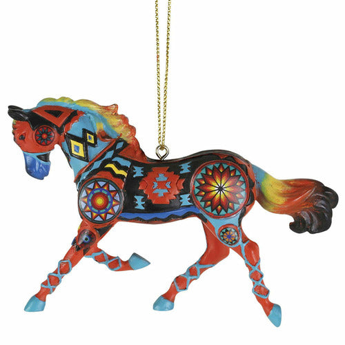 Trail of Painted Ponies Eye Dazzler Ornament