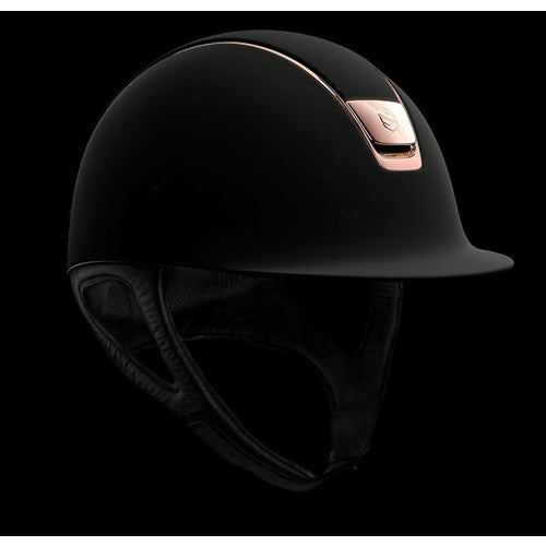 Samshield Shadow Matt Rose Gold Helmet
