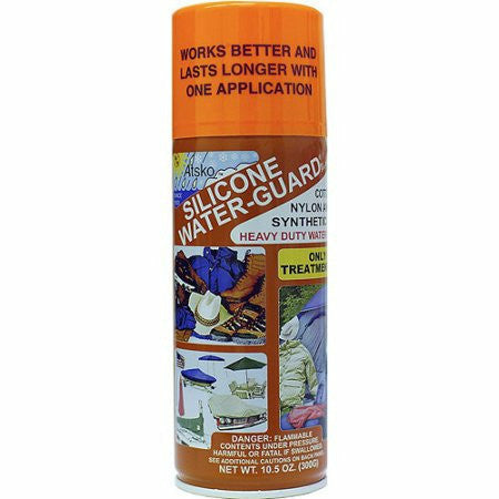 Atsko Silicone Water-Guard 10.5 Oz Water Repellent Spray - CarouselHorseTack.com