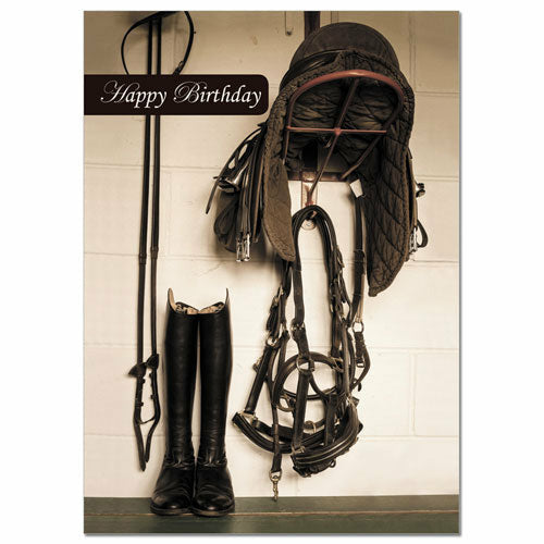 Tack-y Birthday Greeting Card