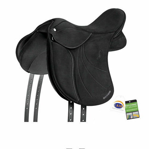 Wintec Lite Wide All Purpose D'Lux Saddle - CarouselHorseTack.com