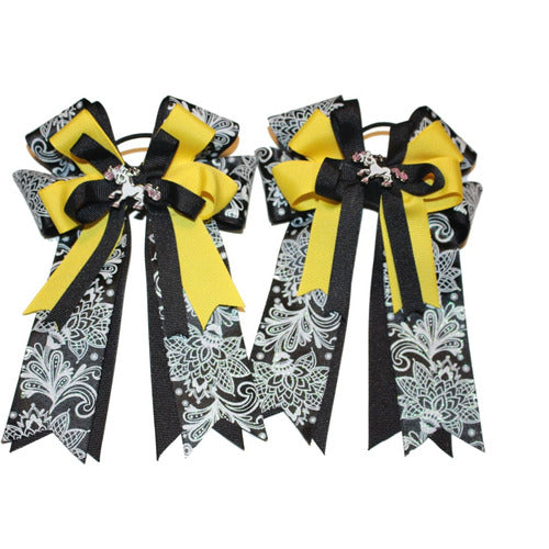 Belle and Bow Equestrian Horseshow Hair Bows - Shadbelly - Bows