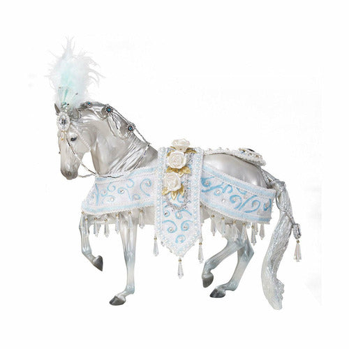 Breyer Traditional Celestine Holiday Horse Figurine