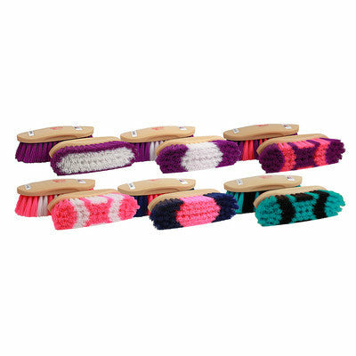 Decker Wild Things Grooming Brushes - CarouselHorseTack.com