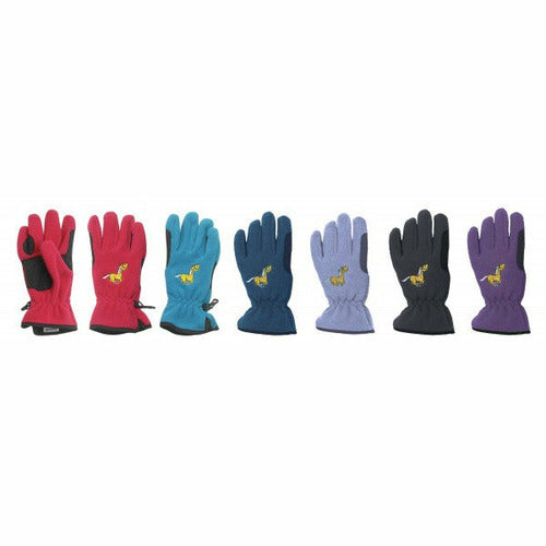 EquiStar Childs Pony Fleece Gloves - CarouselHorseTack.com